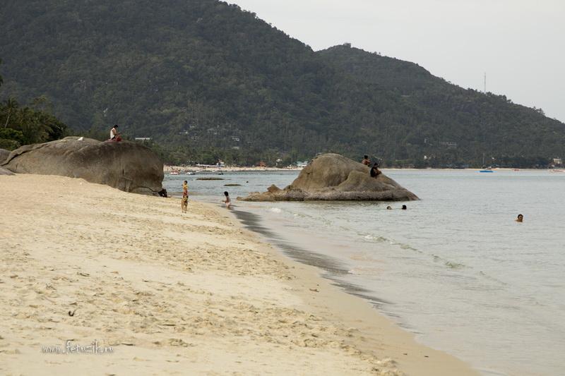 Lamai Beach на Самуи