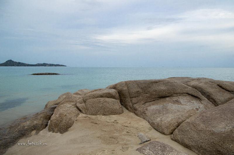 пляжи острова Самуи в Таиланде